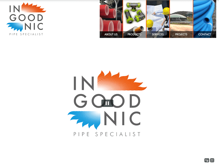 ingoodnic new website launch
