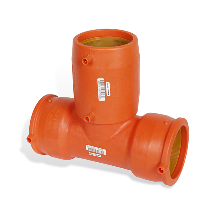 PEX Electrofusion Fittings tee