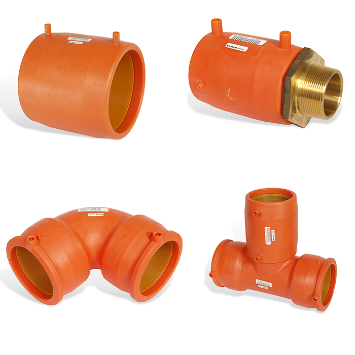 PEX Electrofusion Fittings